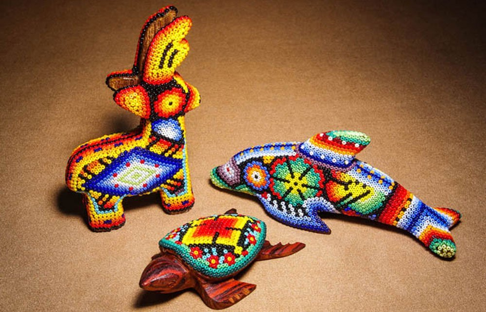 Huichol animals
