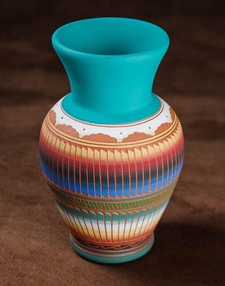 IMGP0433 - Navajo Carved Pottery